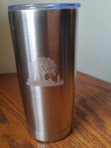 Church at Ponce & Highland Mission Tumblers Stainless Steel 20oz